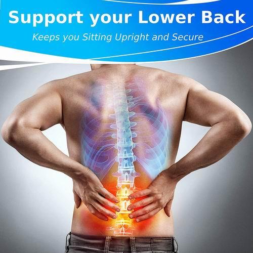 Samsonite 记忆棉靠垫/腰部支撑 保持背部健康 26.33加元!
