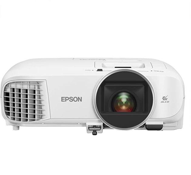 史低价!Epson 爱普生 Home Cinema 2100 1080p 3LCD 家庭影院投影仪 699.97加元包邮!
