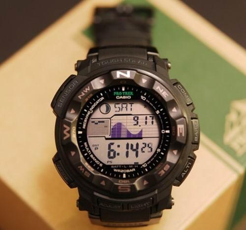 Casio精选卡西欧多功能电子表、手表6.3折起,低至15.77加元!入明星同款!