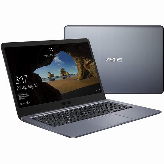 历史新低!ASUS 华硕 L406MA-BS02-CB 14寸 超轻薄笔记本电脑(4GB/64GB) 329加元包邮!