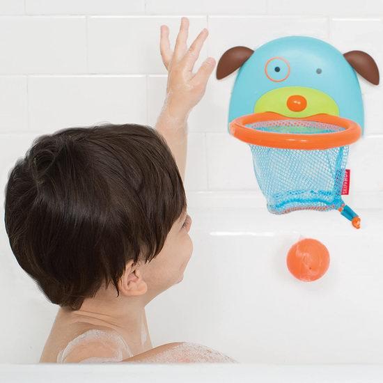 Skip Hop 儿童浴室投篮玩具 11.99加元!