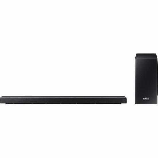 历史最低价!:Samsung 三星 HW-Q7CR/ZA Acoustic Beam 3.1.2声道 无线蓝牙回音壁 电视音响5折 499.99加元包邮!