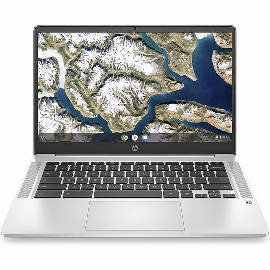 历史新低!HP 惠普 Chromebook 14a-na0010ca 14英寸 谷歌笔记本电脑(4GB/64GB) 299.99加元包邮!