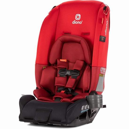 Diono Radian 3RX 成长型儿童汽车安全座椅 289.99加元包邮!