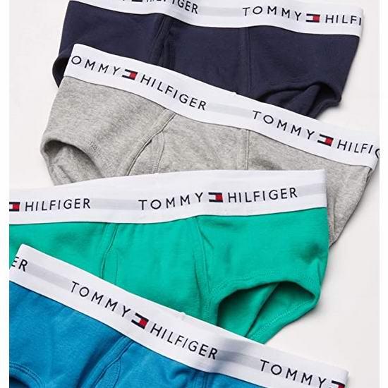 历史新低!Tommy Hilfiger 男式纯棉内裤(M码)4件套 22.29加元!