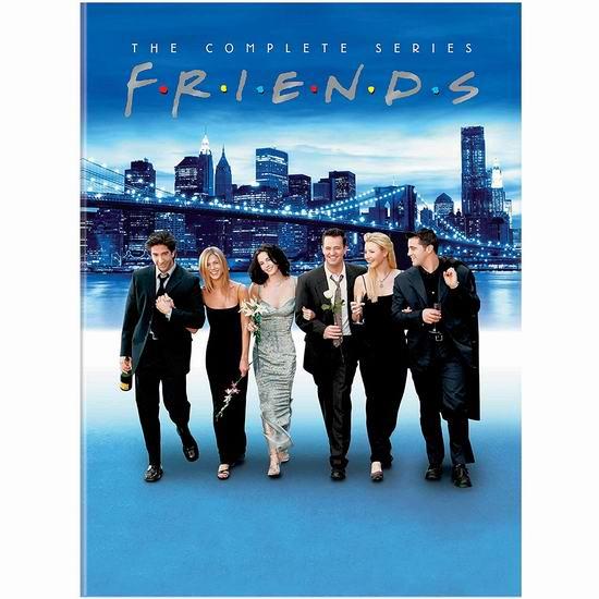 美剧《Friends 老友记》DVD版 91.87加元包邮!