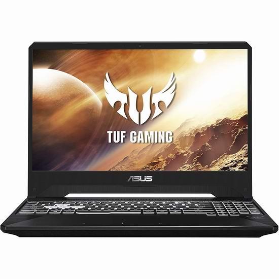 历史新低!Asus 华硕 FX505GT-DS51-CA TUF 军标加固 15.6英寸游戏笔记本电脑(i5-9300H, GeForce GTX 1650, 8GB, 512GB SSD) 849加元包邮!