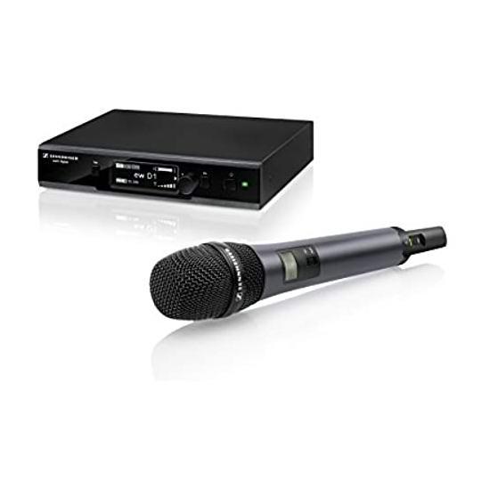 历史新低!Sennheiser 森海塞尔 EW D1-835S 手持心型数字无线话筒/麦克风套装3.8折 330.99加元包邮!适合K歌和舞台演出!