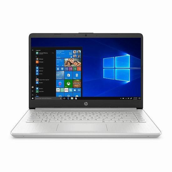 HP 惠普 14-dq0017ca 14英寸笔记本电脑(4GB, 128GB SSD) 379.99加元包邮!