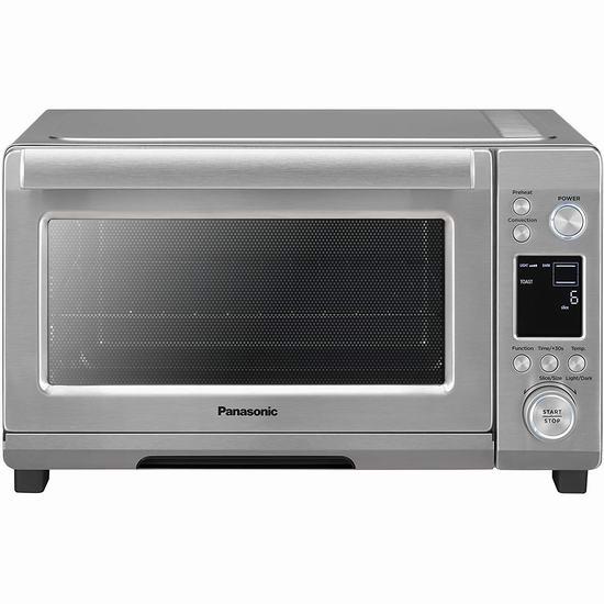 历史新低!Panasonic 松下 NBG251 不锈钢对流烤箱 169.99加元包邮!