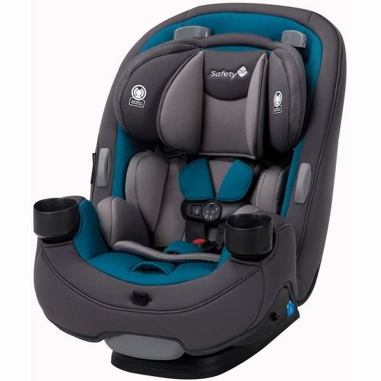 Safety 1st Grow and Go Arb 3合1婴幼儿汽车安全座椅6.9折 199.97加元包邮!