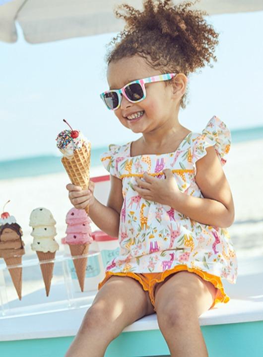 Carters 夏季大促:精选儿童服饰5折起+额外9折