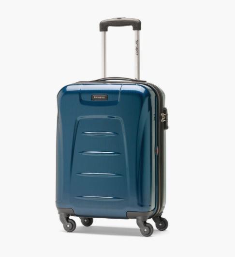 Samsonite Winfield 3 登机行李箱 109.95加元(3色),原价 180加元,包邮