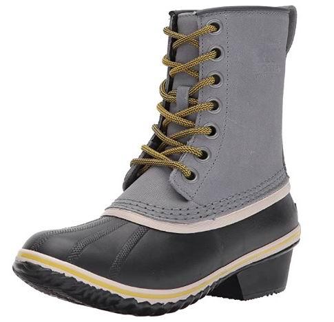 白菜价!Sorel Slimpack 1964女士防水短靴 50.49加元(6.5码),原价 174.55加元,包邮