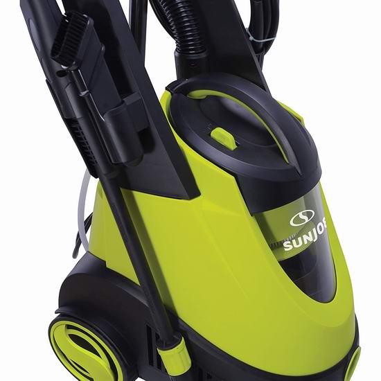 手慢无!历史新低!Sun Joe SPX7000E 1750-Max PSI 二合一 高压清洗机/干湿吸尘器4.4折 109加元包邮!