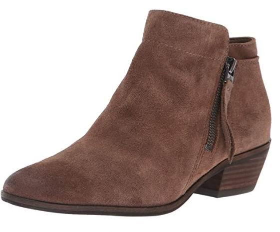 Sam Edelman 女士踝靴 44.03加元(8码),原价 136.82加元,包邮