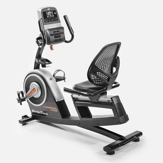 历史最低价!NordicTrack Vr21 商用级卧式健身自行车4.7折 799.99加元包邮!