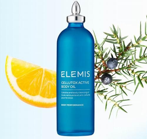ELEMIS Cellutox Active排毒纤体活性精油 100毫升 70加元,原价 86加元,包邮