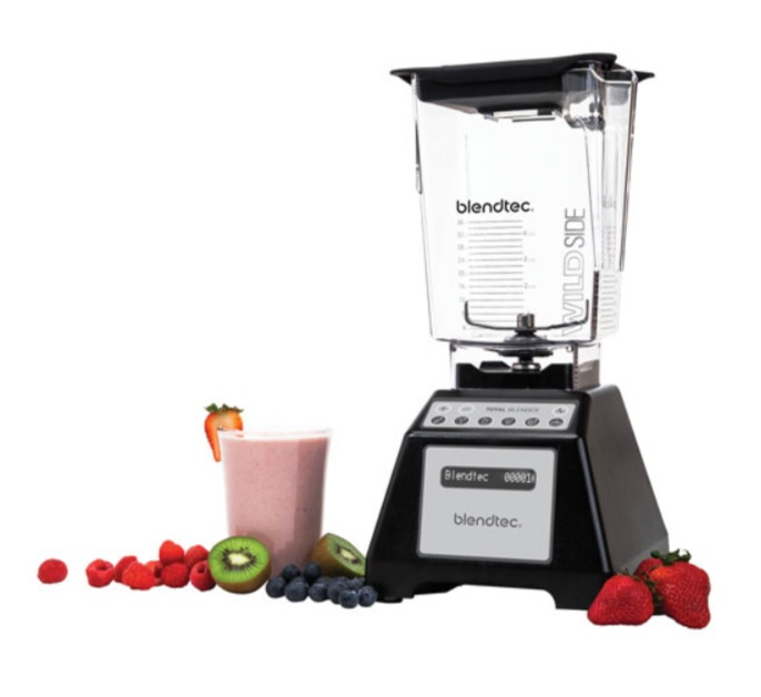 Blendtec  全营养搅拌机 2.6升 299.99加元,原价 399加元,包邮