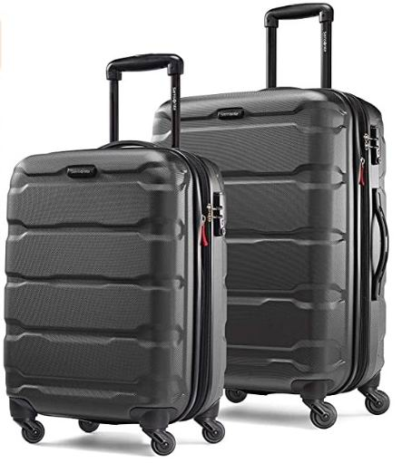 Samsonite Omni系列 20/24英寸行李箱2件套 180.44加元+包邮!