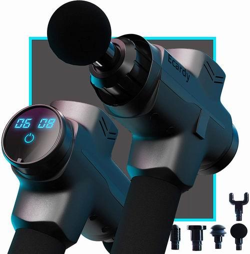 Margottd 6种速度 2020肌肉深层组织 按摩枪/筋膜枪 109.98加元,原价 178.98加元,包邮