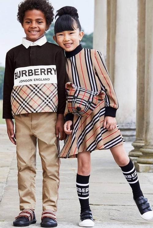 Burberry 巴宝莉精选儿童T恤、风衣、连衣裙、双肩包 5折起+包邮无关税!