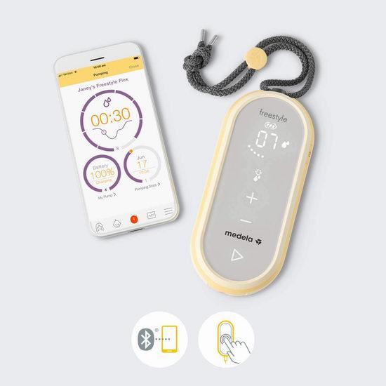 Medela 升级款 Freestyle Flex 双韵律电动双侧吸乳器7.6折 379.95加元包邮!