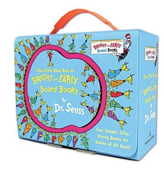 精选Dr. Seuss 经典启蒙儿童读物 故事书精装绘本套装 6折起+买2送1