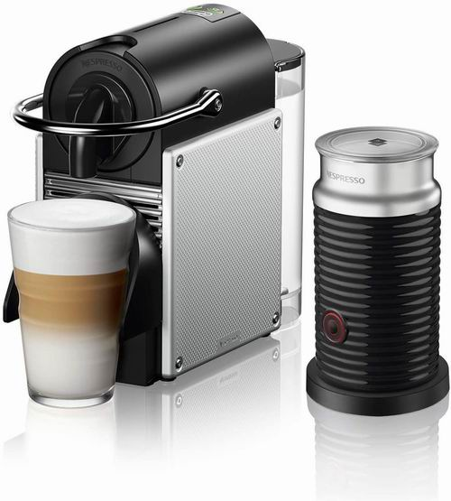 历史最低价!Nespresso EN124SAECA浓缩咖啡机+奶泡机套装 169加元包邮!