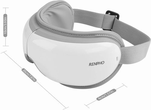 RENPHO 带加热 眼部按摩器 54.99加元包邮!