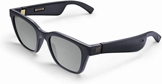 历史最低价!Bose Frames 智能音频太阳镜5折 125加元包邮!可听音乐、接电话!3款可选!