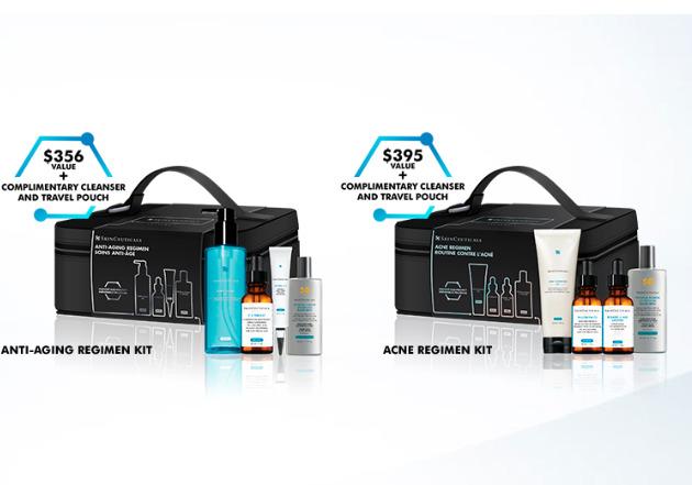 SkinCeuticals修丽可 超值套装上新 低至91加元
