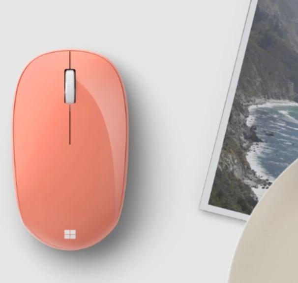 Microsoft 微软 Bluetooth 蓝牙鼠标7.3折 21.99加元!4色可选!