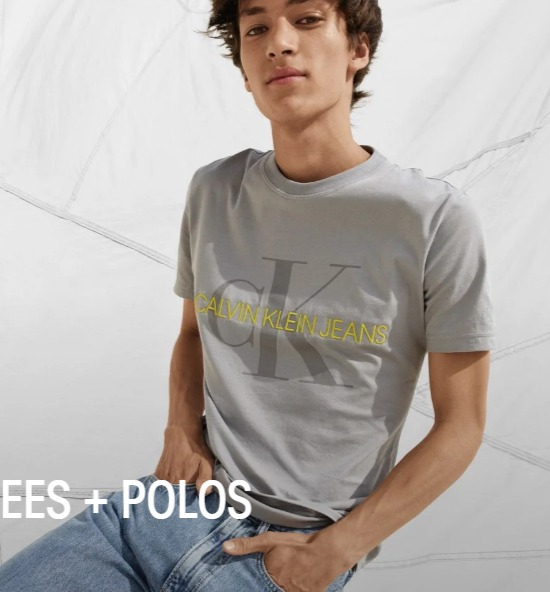 Calvin Klein 精选成人儿夏季服饰、内衣 6折起+额外8折 ,内衣低至20.64加元