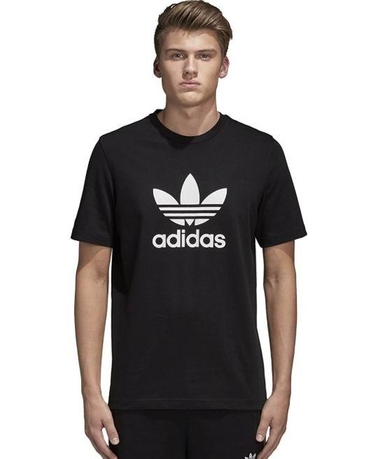 adidas Originals男士三叶草T恤 18.98加元,原价 32加元