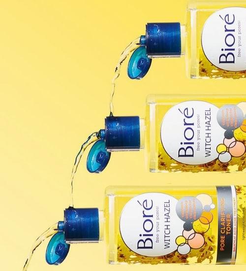 Bioré 防黑头控油爽肤水 235毫升 6.62加元,原价 10.99加元
