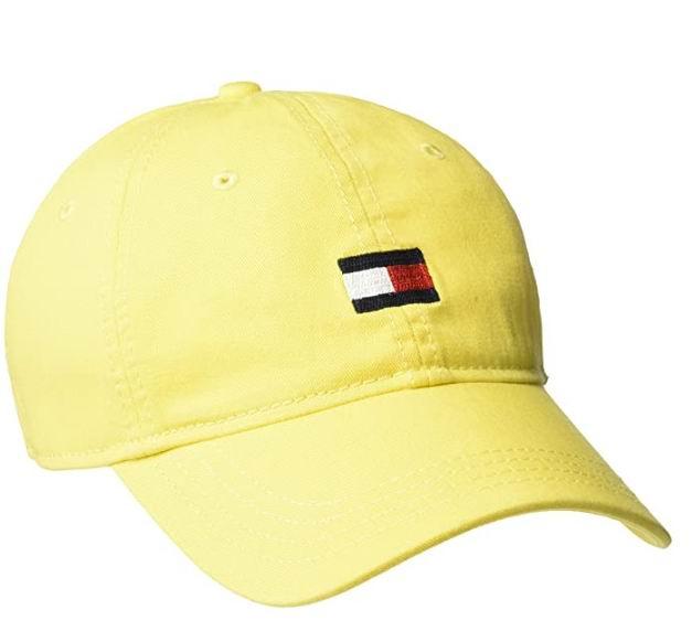 Tommy Hilfiger男士棒球帽 17.65加元,原价 25.99加元