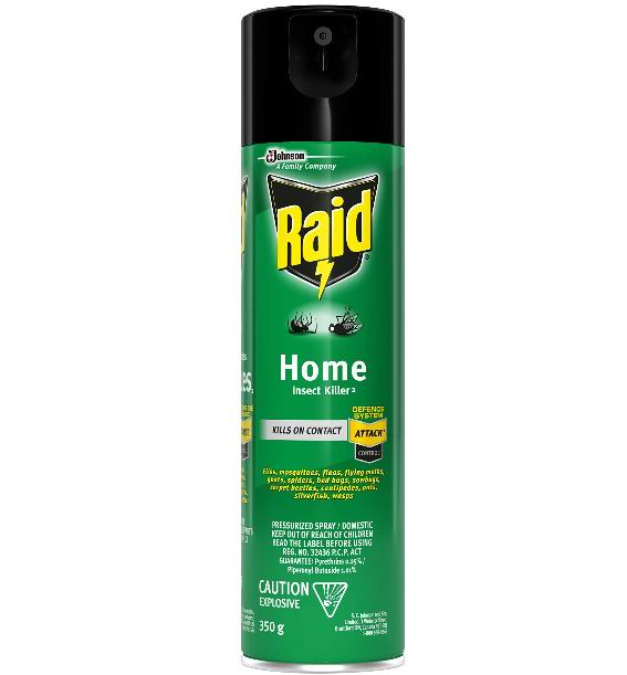 Raid雷达家用杀虫剂喷雾 7.1加元,原价 8.99加元
