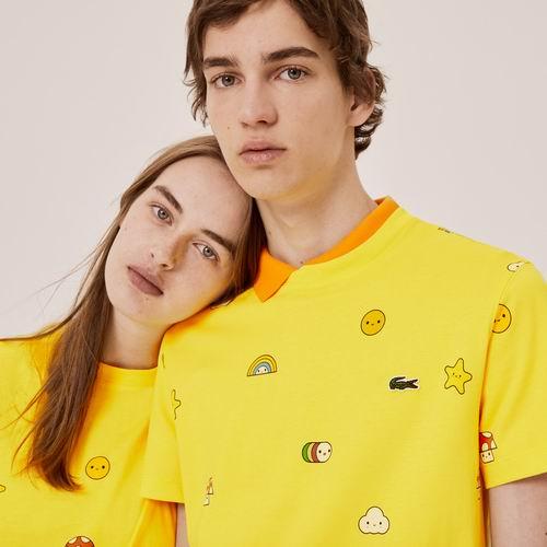 新款加入!Lacoste 精选T恤、Polo衫 5折起+包邮 !Polo衫65加元