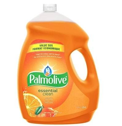 Palmolive Essential 洗碗精5升装 9.97加元