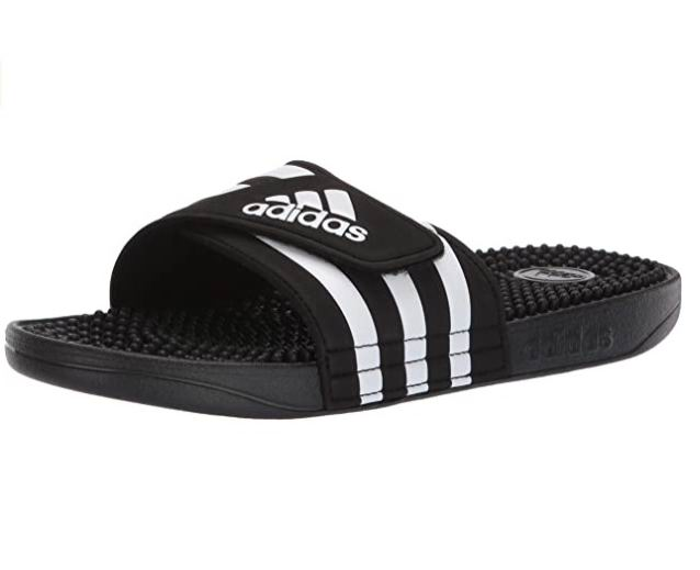 adidas adissage 2.0女士拖鞋 20加元(7码),原价 40加元