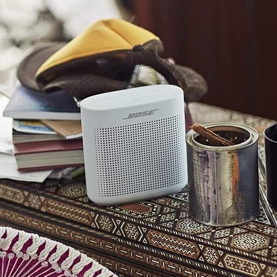 黑五专享:Bose Sound Link Color II 蓝牙无线音箱6折 99.99加元包邮!5色可选!