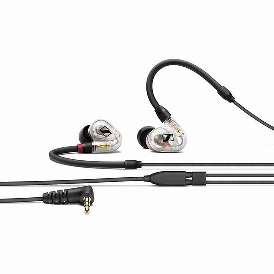 历史新低!Sennheiser 森海塞尔 IE 40 PRO 动圈式入耳监听耳机 99.95加元包邮!