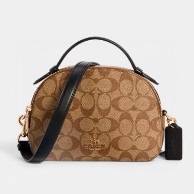 Coach Outlet精选时尚美包、美鞋、美衣3折起+包邮无关税!封面款 107美元