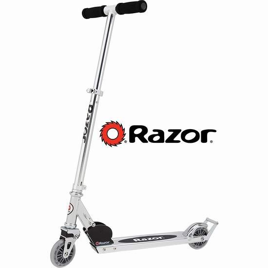 Razor A2 Kick 儿童滑板车 55.52加元包邮!