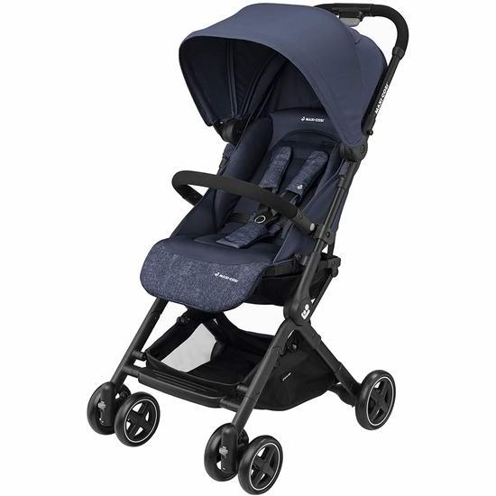 Maxi-Cosi Lara RS 超轻便婴儿推车 239.96加元包邮!4色可选!