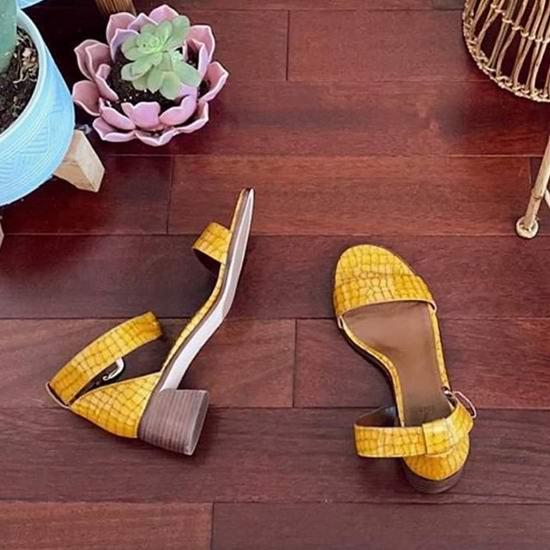 白菜速抢!Naturalizer 娜然官网大促!全场超舒适女式凉鞋3折起+最高额外5折+包邮!