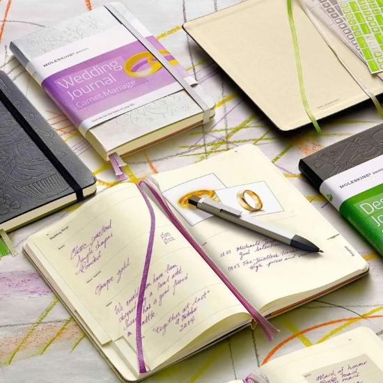 文具界网红!精选多款 Moleskine 笔记本、圆珠笔3折起+包邮!