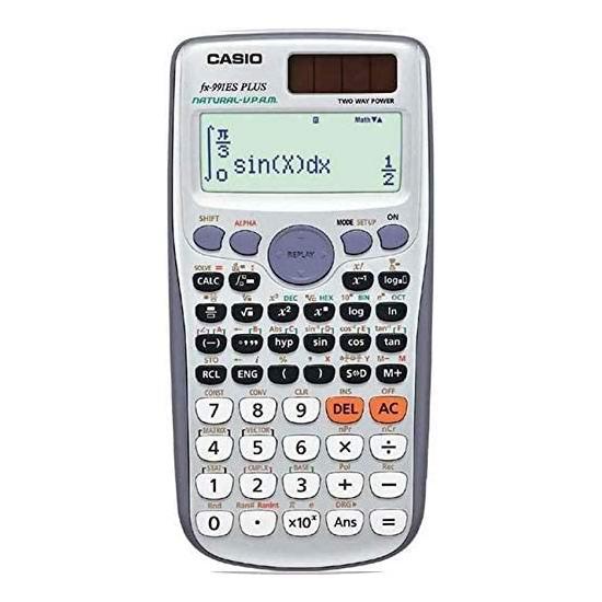历史最低价!Casio 卡西欧 FX991ESPLUSC 工程/科学计算器6折 17.99加元!