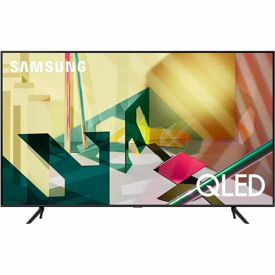历史新低!Samsung 三星 Q70T 85英寸 4K超高清 QLED智能电视 3297.97加元包邮!支持中文语音控制!